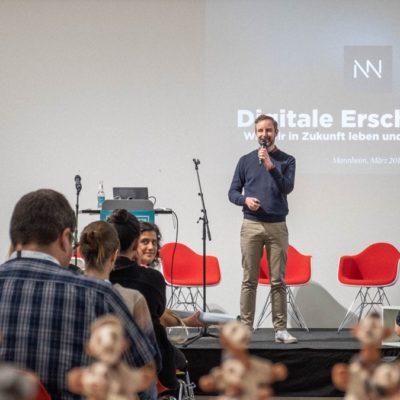 Keynote Cowork2019: Markus Albers