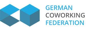Wir sind Mitglied in der German Coworking Federation e.V. Bundesverband Coworking Deutschland (GCF)