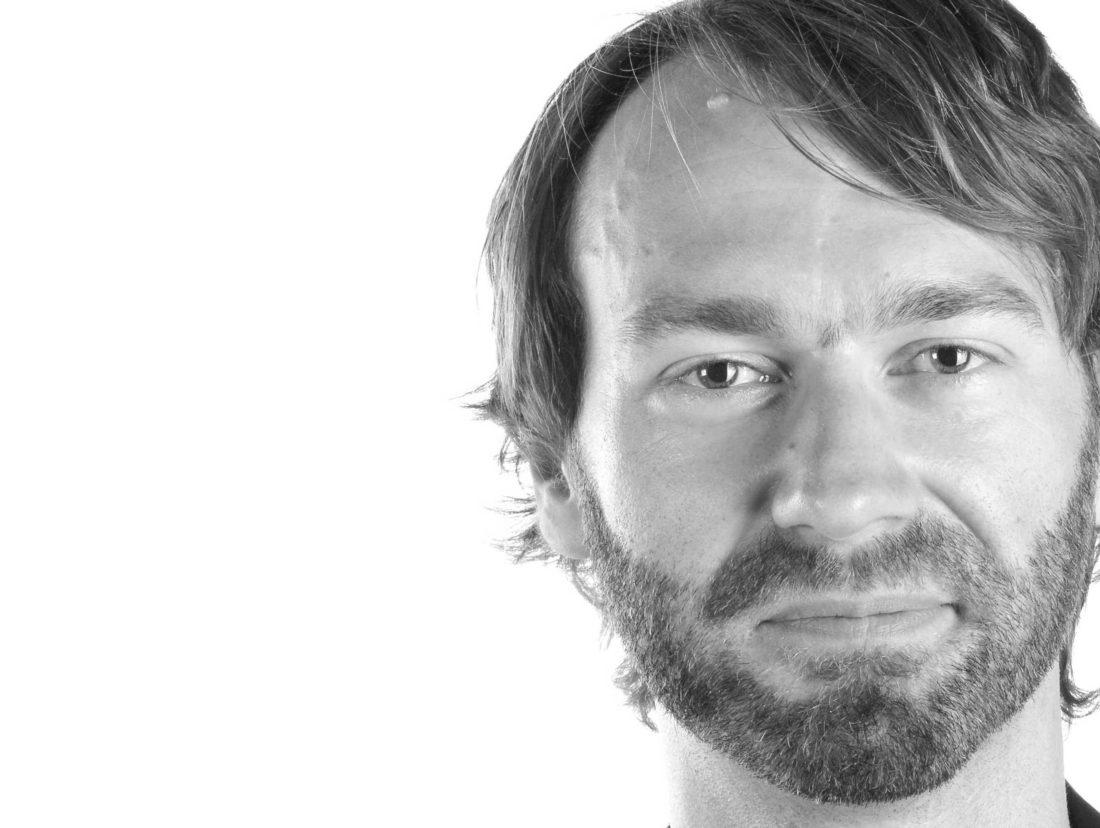 Zammwerk-Gründer Falk Sieghard Gruner