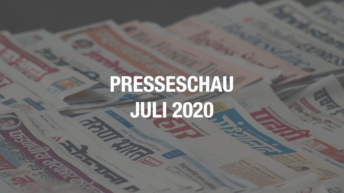 Presseschau Coworking Juli 2020