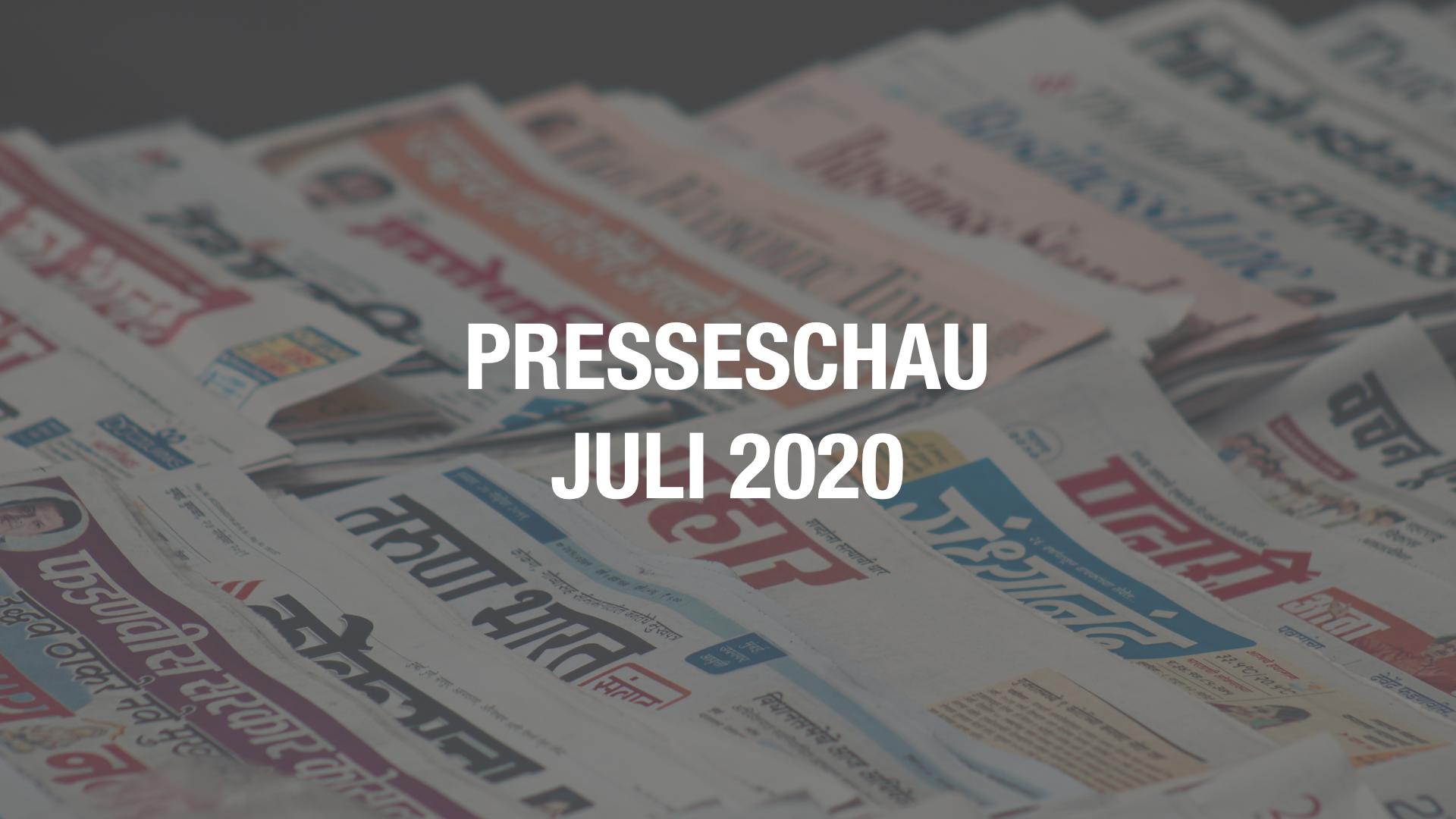 Presseschau: Coworking im Juli 2020