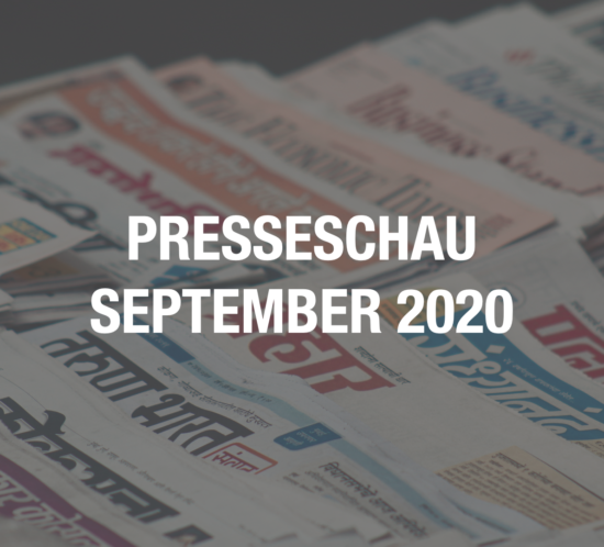 Presseschau Coworking September 2020