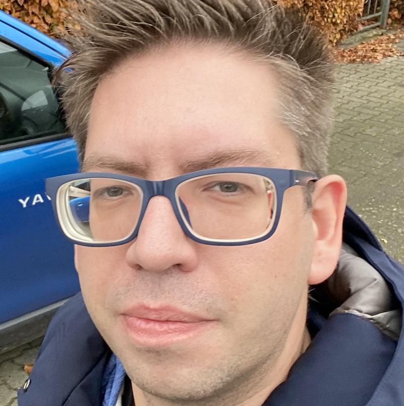 Daniel Ruther vom Coworking Space Lehrte