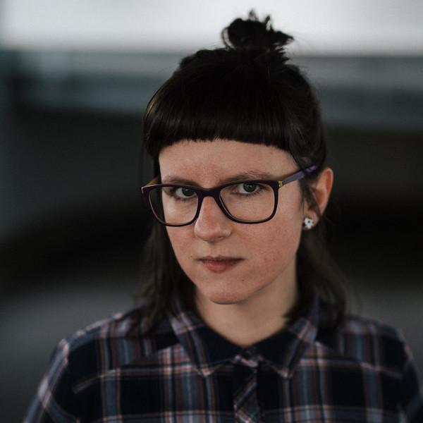 Coworking-Gründerin Sabrina Oberdörfer (Bild: © 2014 Christoph Niemann)