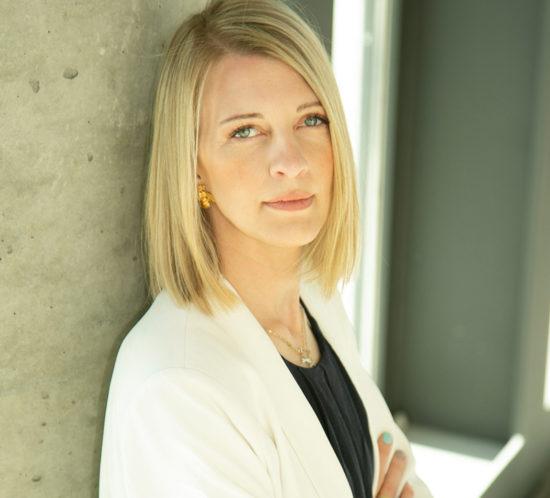 Christin, die Gründerin vom Foodlab