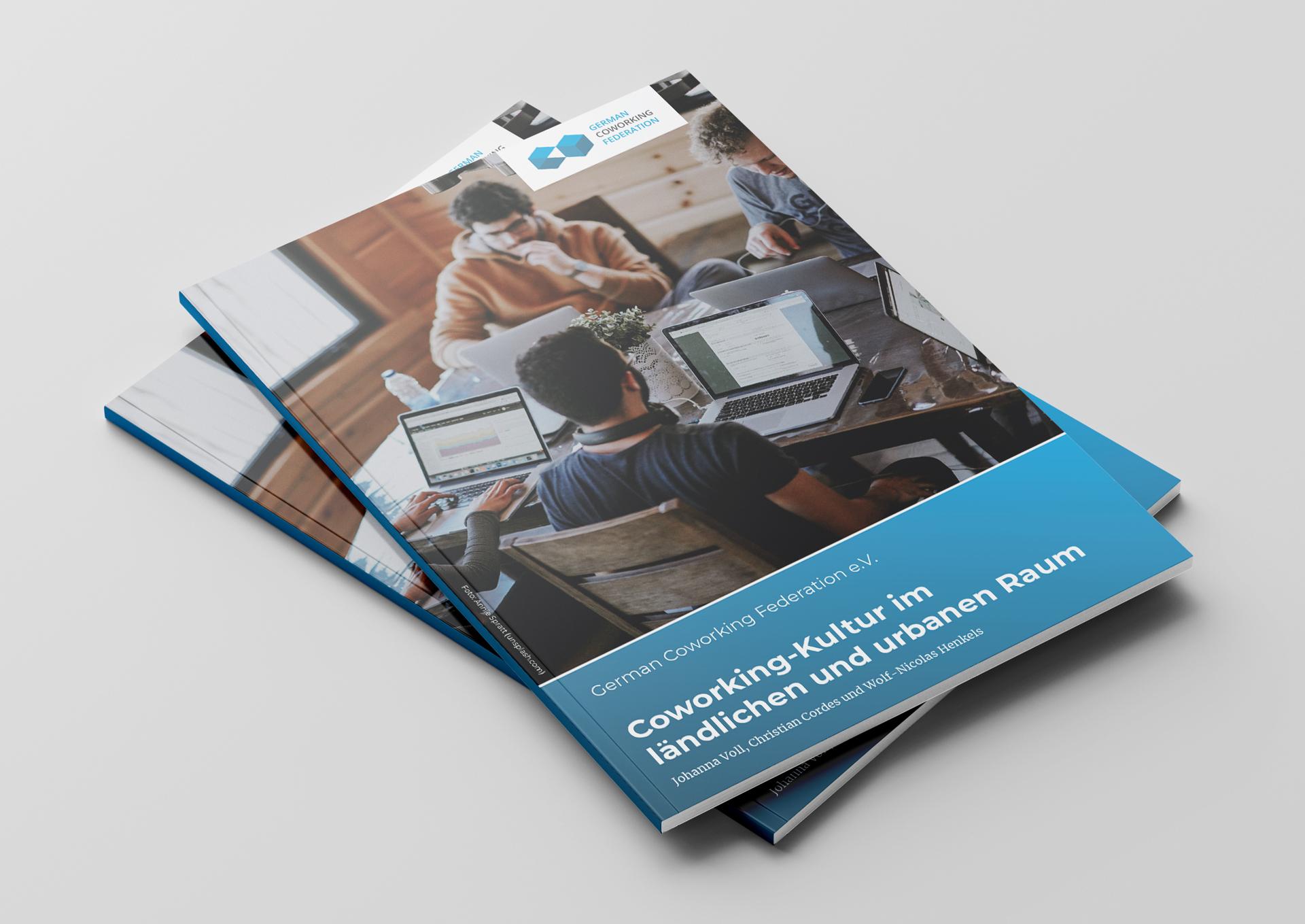 """Thesenpapier """"Coworking-Kultur im ländlichen und urbanen Raum"""" veröffentlicht"""
